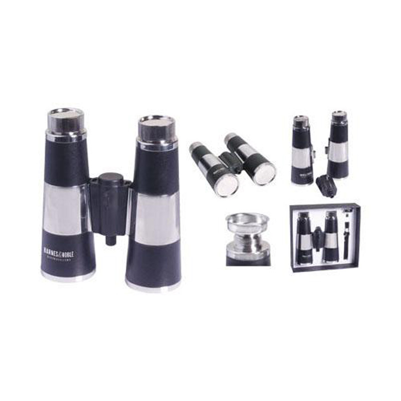12-oz. Dual-Flask Binoculars with Gift Box