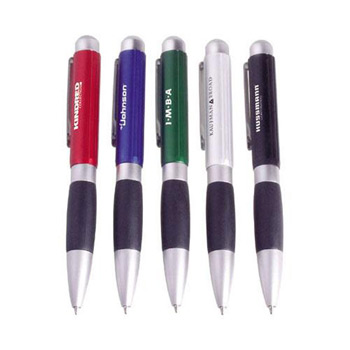 Comfort Grip Retractable Ballpoint