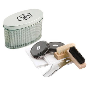 7-Piece Shoeshine Kit