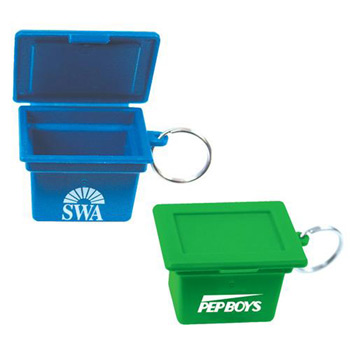 Mini Recycling Box Key Ring
