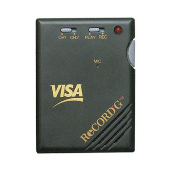 20-Second Memo Card Recorder