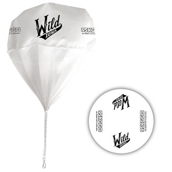Mini Prize-Drop Parachute