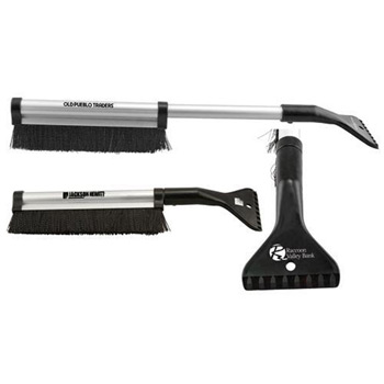 Telescopic Automotive Ice Scraper Snow Brush