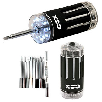 9-LED Lite-Driver Multi-Tool