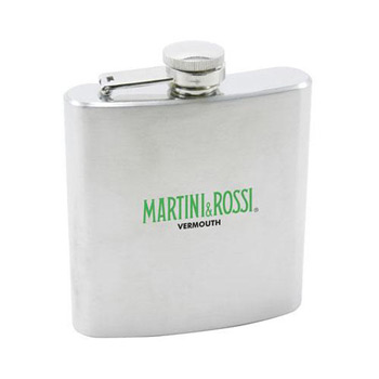 6-oz. Stainless Steel Hip Flask
