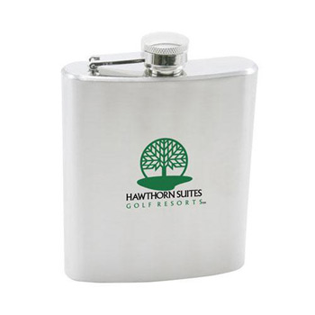 7-oz. Stainless Steel Hip Flask