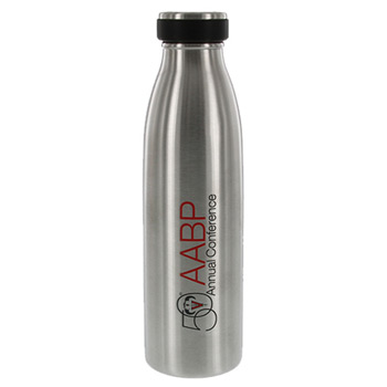 18oz. Stainless Steel Vacuum Water Bottle