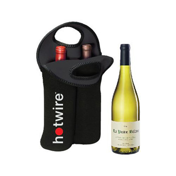 DUAL WINE BOTTLE TOTE