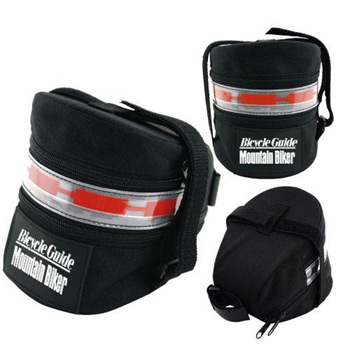 Flashing EL Bicycle Seat Pack