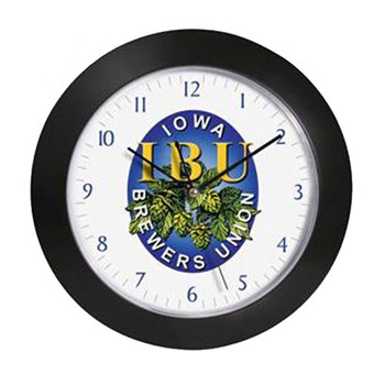 "12"" Diameter Wall Clock"