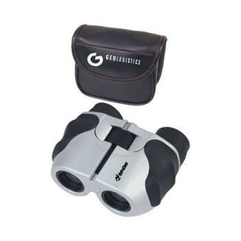 6-13 x 22 Zoom Lens Sport Binoculars with Case